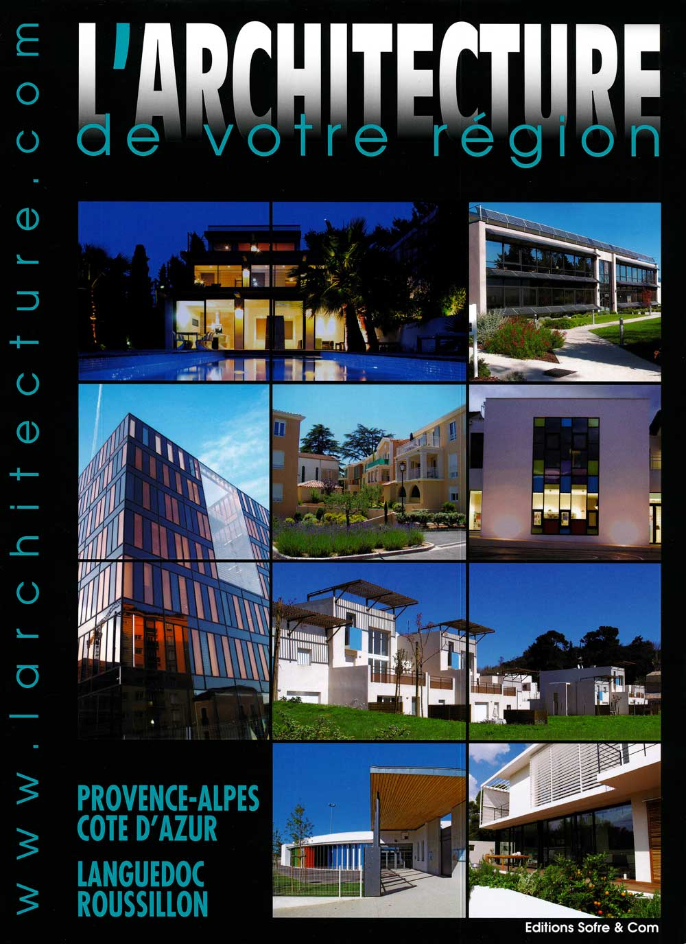 L'architecture de votre région de 2012 n°242